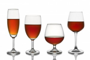 calories in fortified wine